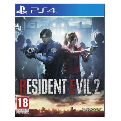 Игра Resident Evil 2 Remake (русская версия)