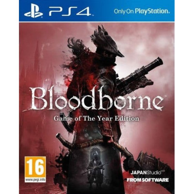 Игра Bloodborne Game of the Year Edition (русская версия)