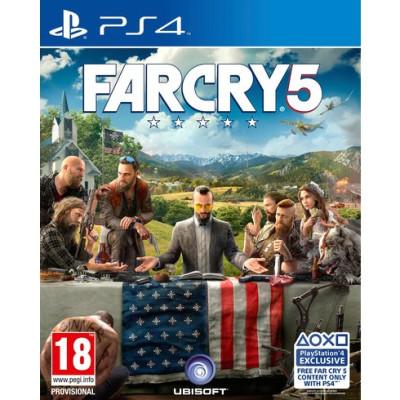 Игра FarCry 5 (русская версия)