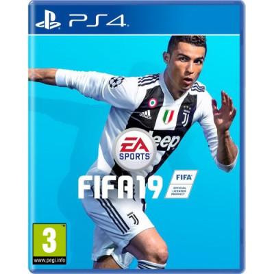 Игра FIFA 19 (русская версия)