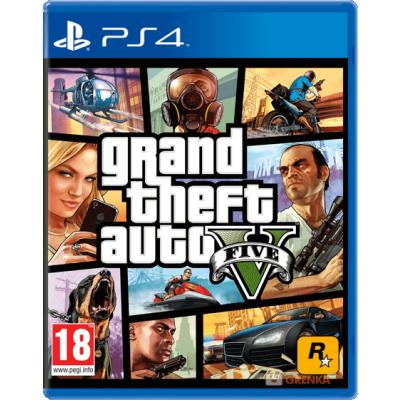 Игра GTA 5 (русская версия)