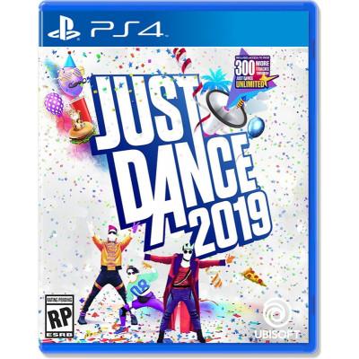 Игра Just Dance 2019 (русская версия)