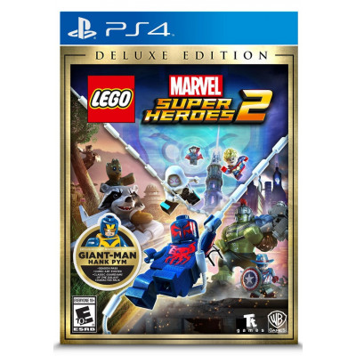 Игра Lego Marvel Super Heroes 2 Deluxe Edition (русская версия)