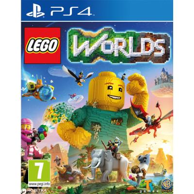 Игра Lego Worlds (русская версия)