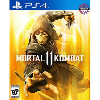 Игра Mortal Kombat 11 (русская версия)
