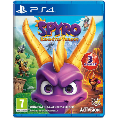 Игра Spyro Reignited Trilogy