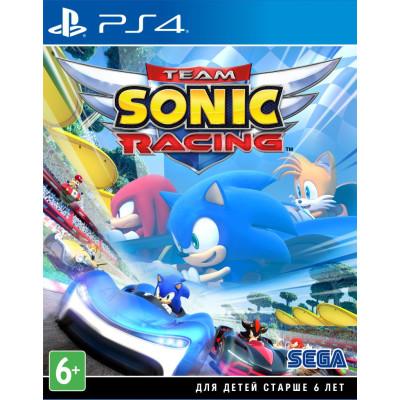 Игра Team Sonic Racing (русская версия)