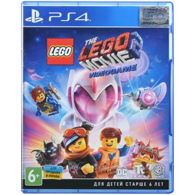 Игра Lego Movie 2 Videogame (русская версия)