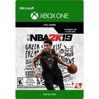 Ваучер для Xbox One NBA 2K19