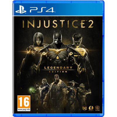 Игра Injustice 2. Legendary Edition (русская версия)