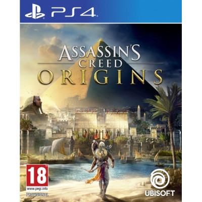 Игра Assassin's Creed: Origins (русская версия)