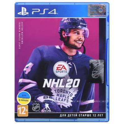 Игра NHL 20 (русская версия)
