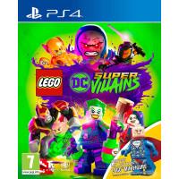 Игра Lego DC Super-Villains (русская версия)