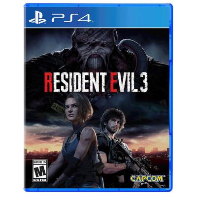 Игра Resident Evil 3 Remake ( русская версия )