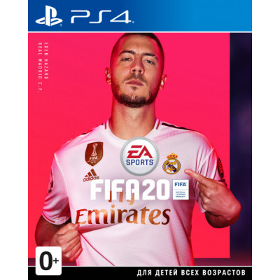 Игра FIFA 20 (русская версия)