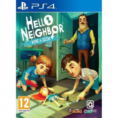 Игра Hello Neighbor: Hide & Seek (русская версия)
