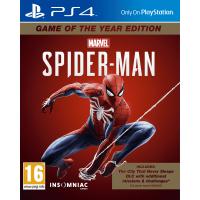 Игра Spider-Man Game of the Year Edition (русская версия)