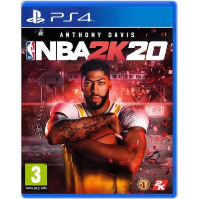 Игра NBA 2K20