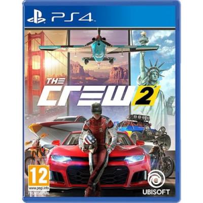 Игра The Crew 2 (русская версия)
