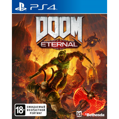 Игра DOOM Eternal ( русская версия )