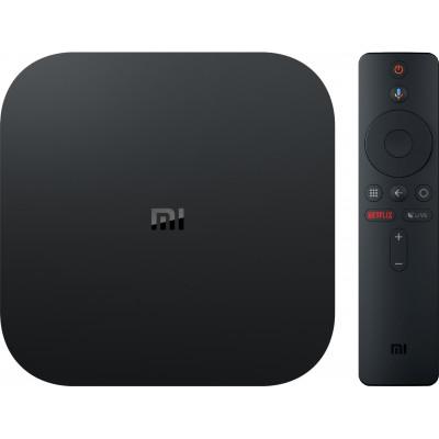 ТВ-приставка Xiaomi Mi Box S 4K 2/8Gb Black (Международная версия)(MDZ-22-AB)