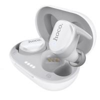 Наушники Bluetooth HOCO Clear sound TWS ES41 |BT5.0, 480mAh| White/Grey