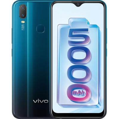 ViVo Y11 3/32GB Dual Sim Mineral Blue