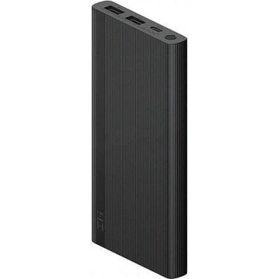 Power Bank ZMi 10000 mAh 18W Dual Port USB-A/Type-C QC 3.0, PD 2.0 Black (JD810)