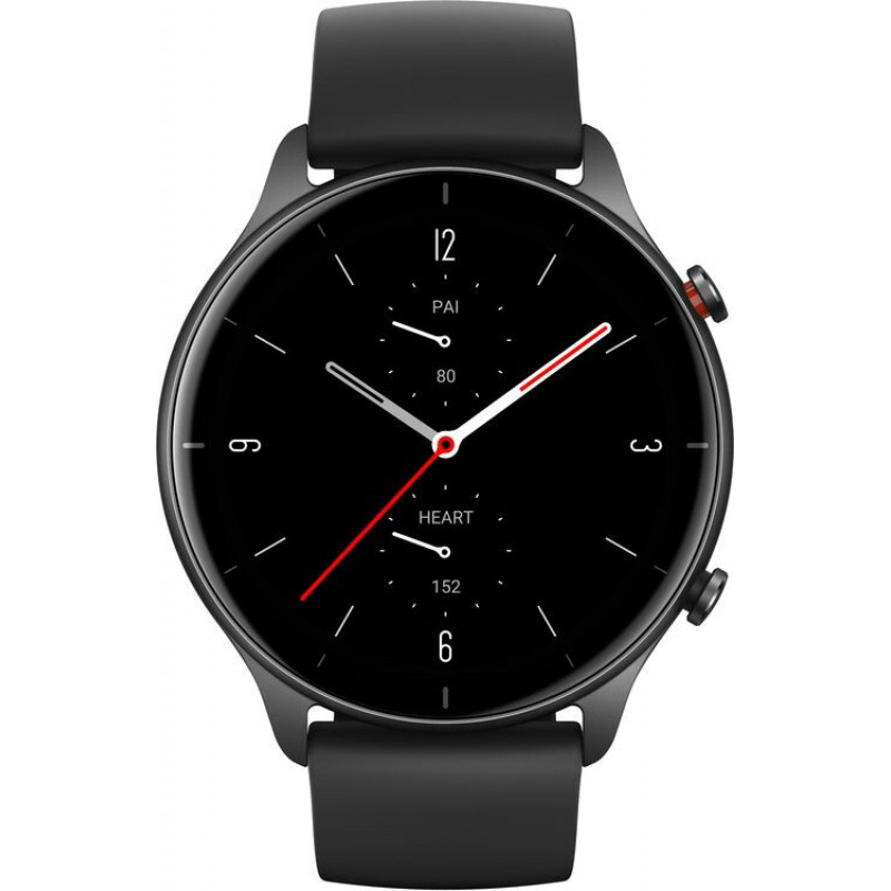 Смарт-часы Amazfit GTR 2e 47mm Obsidian Black