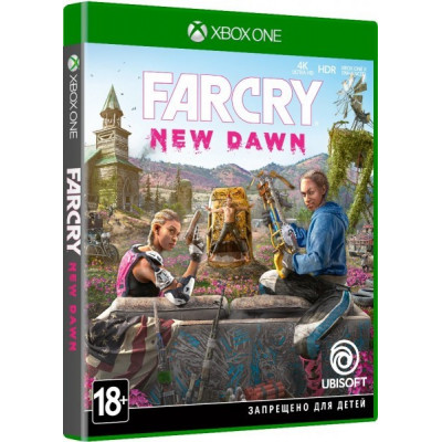Игра для Xbox One Far Cry New Dawn Xbox One