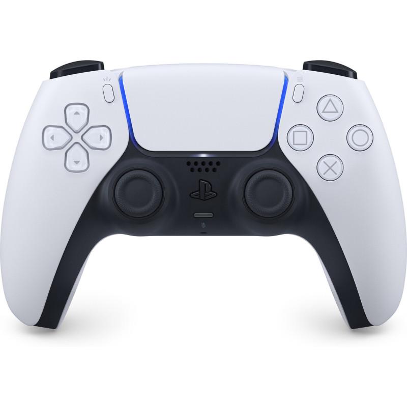 Геймпад Sony DualSense Wireless Controller (White)