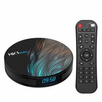 ТВ-приставка Rockchip TV BOX HK1 Max RK3318 4/64Gb 4K