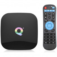 ТВ-приставка Allwinner TV BOX OTT TV Q+ H6 4/32Gb 4k