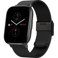 Смарт-часы ZEPP E Smart Watch Square Screen Metallic Black