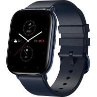 Смарт-часы ZEPP E Smart Watch Square Screen Deep Sea Blue