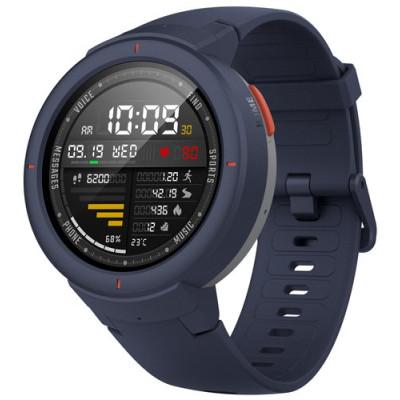 Смарт-часы Amazfit Verge Blue (A1801BL)