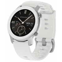 Смарт-часы с GPS Amazfit GTR 42mm Moonlight White