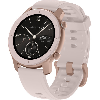 Смарт-часы с GPS Amazfit GTR 42mm Cherry Blossom Pink