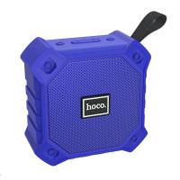 Портативная акустика HOCO sports BT5.0 IPX5 BS34 Blue