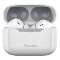 Беспроводные наушники BASEUS SIMU ANC True Wireless Earphone S1 (NGS1-02) White