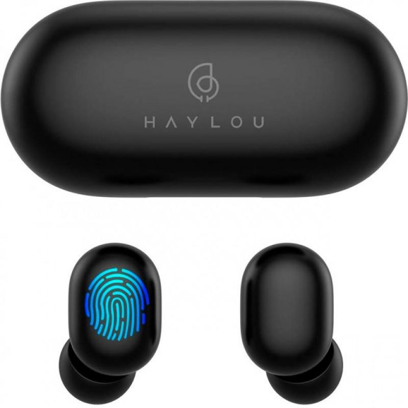 Bluetooth-гарнитура Haylou GT1 Plus Black