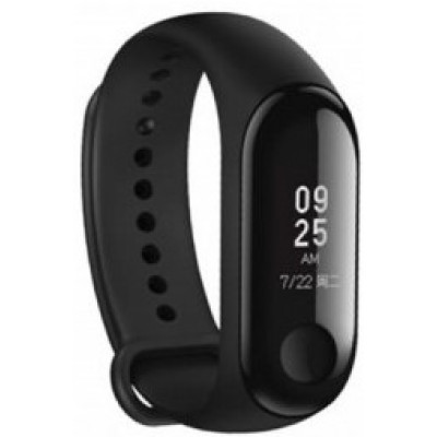 Фитнес-браслет Mi Band 3 Black Global Version (MGW4041GL)
