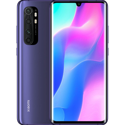 Xiaomi Mi Note 10 Lite 6/128Gb Nebula Purple EU