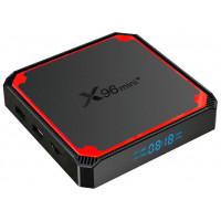 ТВ-приставка Amlogic TV BOX X96 Mini Plus S905W4 1/8Gb