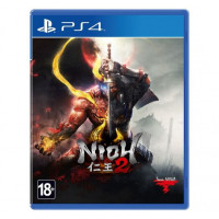 Игра Nioh 2 PS4 (русская версия)
