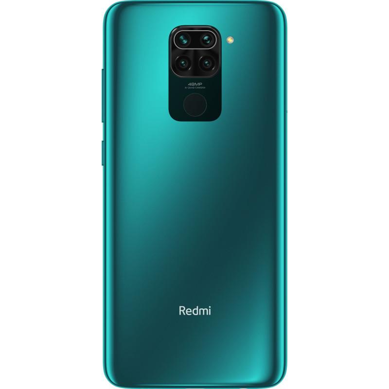 Redmi Note 9 4/128Gb (NFC) Forest Green EU