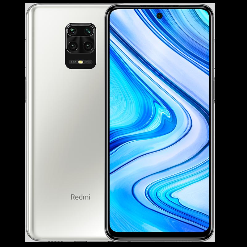 Redmi Note 9 Pro 6/128Gb Glacier White EU