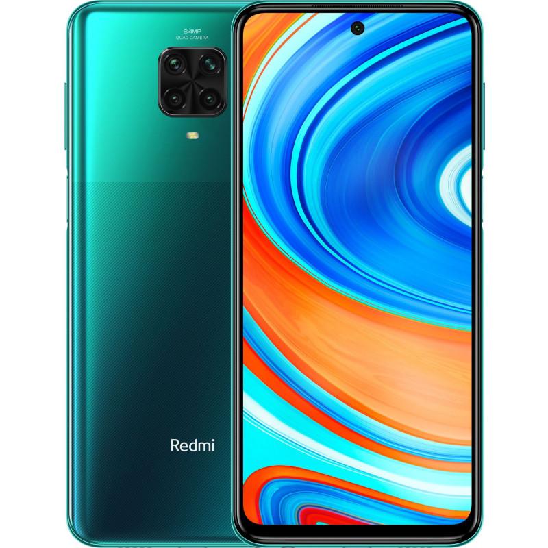 Redmi Note 9 Pro 6/128Gb Tropical Green EU