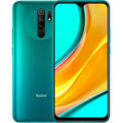 Xiaomi Redmi 9 3/32Gb (NFC) Ocean Green EU