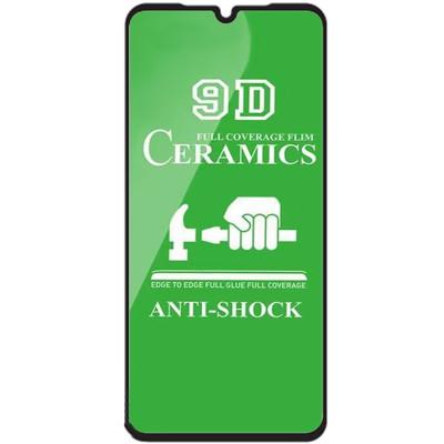 Защитное стекло Redmi 9 | 9a 5D (полный клей) КЕРАМИКА